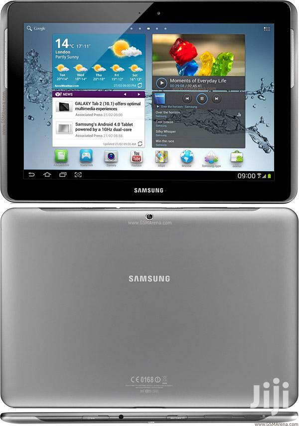 Archive: New Samsung Galaxy Tab 2 10.1 P5110 16 GB Silver