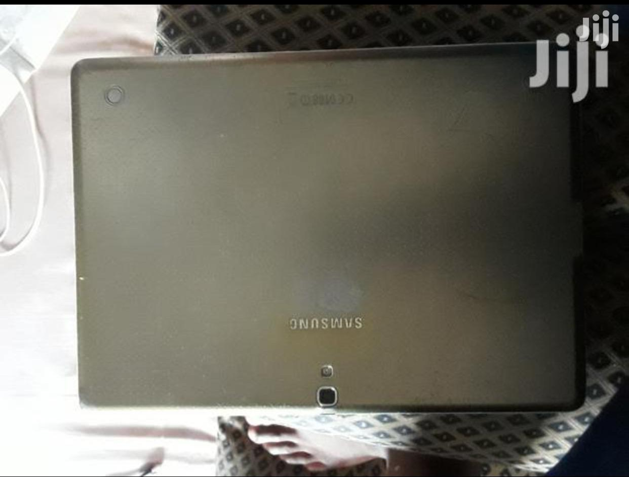 Samsung Galaxy Tab S 10.5 16 GB Gray | Tablets for sale in Kumasi Metropolitan, Ashanti, Ghana