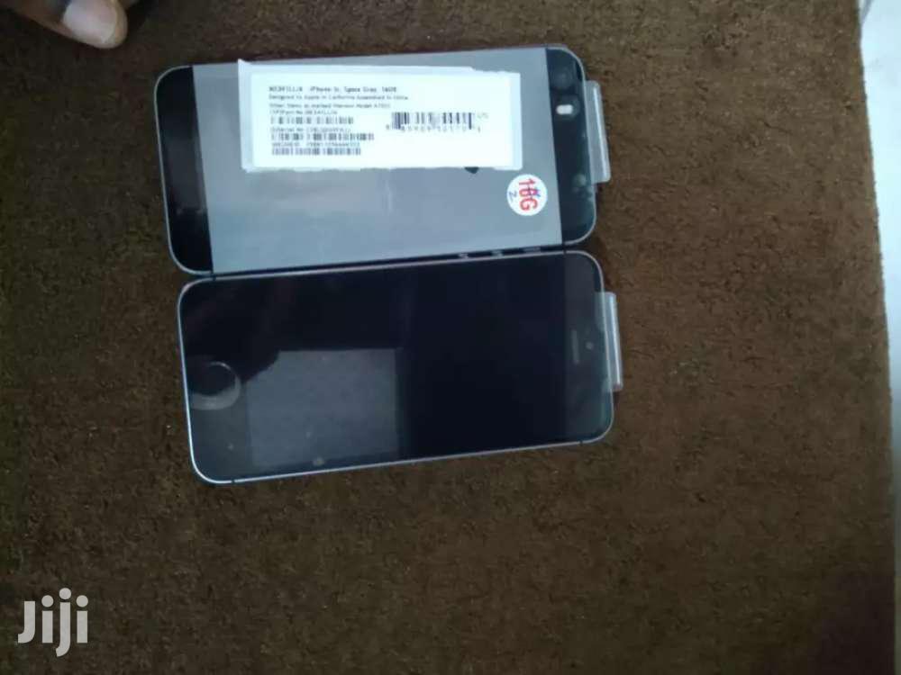 Archive: New Apple iPhone 5s 16 GB Black