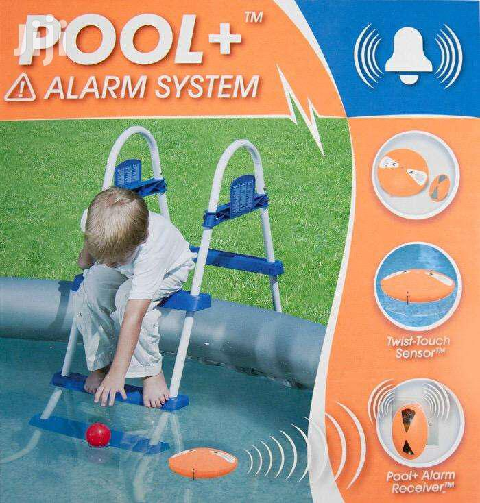 Swimming Pool Safety Alarm System