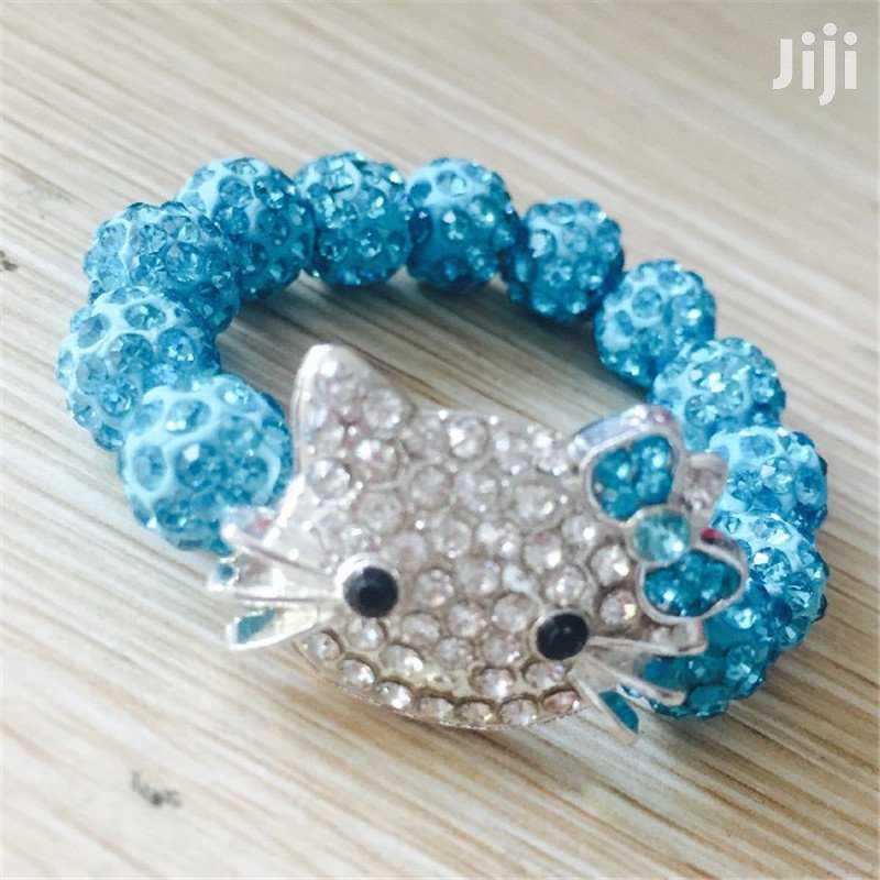 Cute Kitty Beaded Bracelet   Jewelry for sale in Ga South Municipal, Greater Accra, Ghana