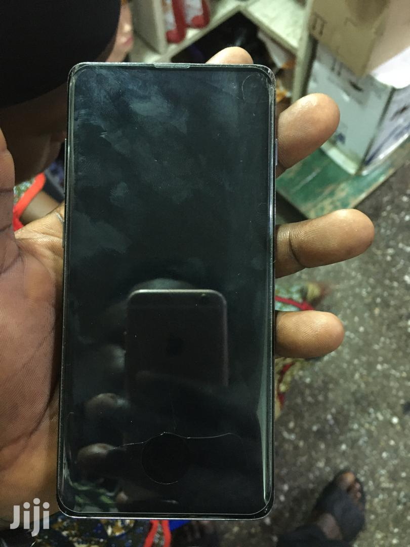 Samsung Galaxy S10 Plus 128 GB Black | Mobile Phones for sale in Odorkor, Greater Accra, Ghana