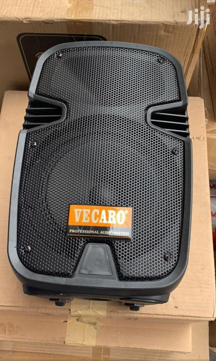 "Veraco 8"" Bluetooth Speaker USB 