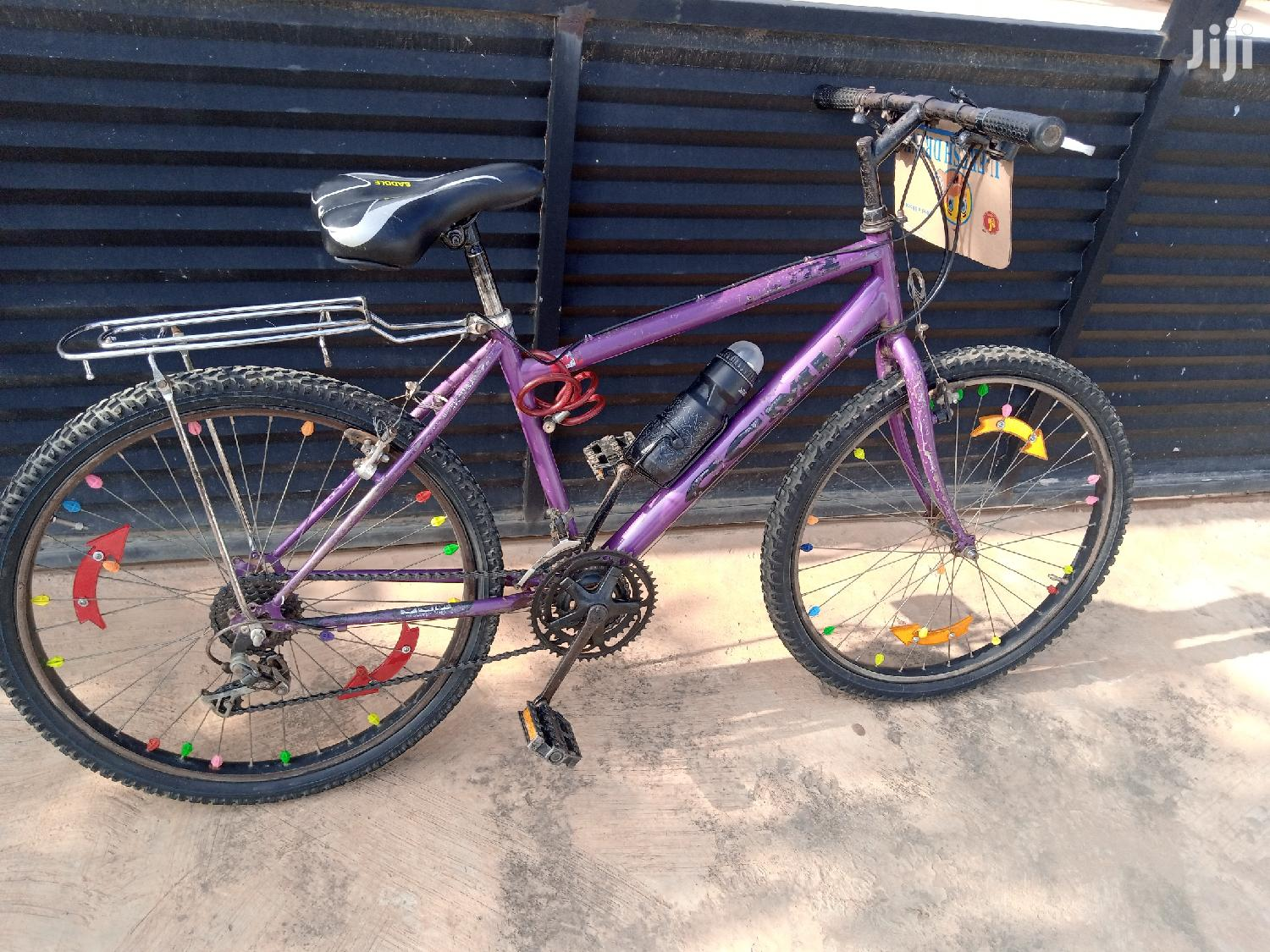 Archive: Slightly Used Bicycle for Sale.