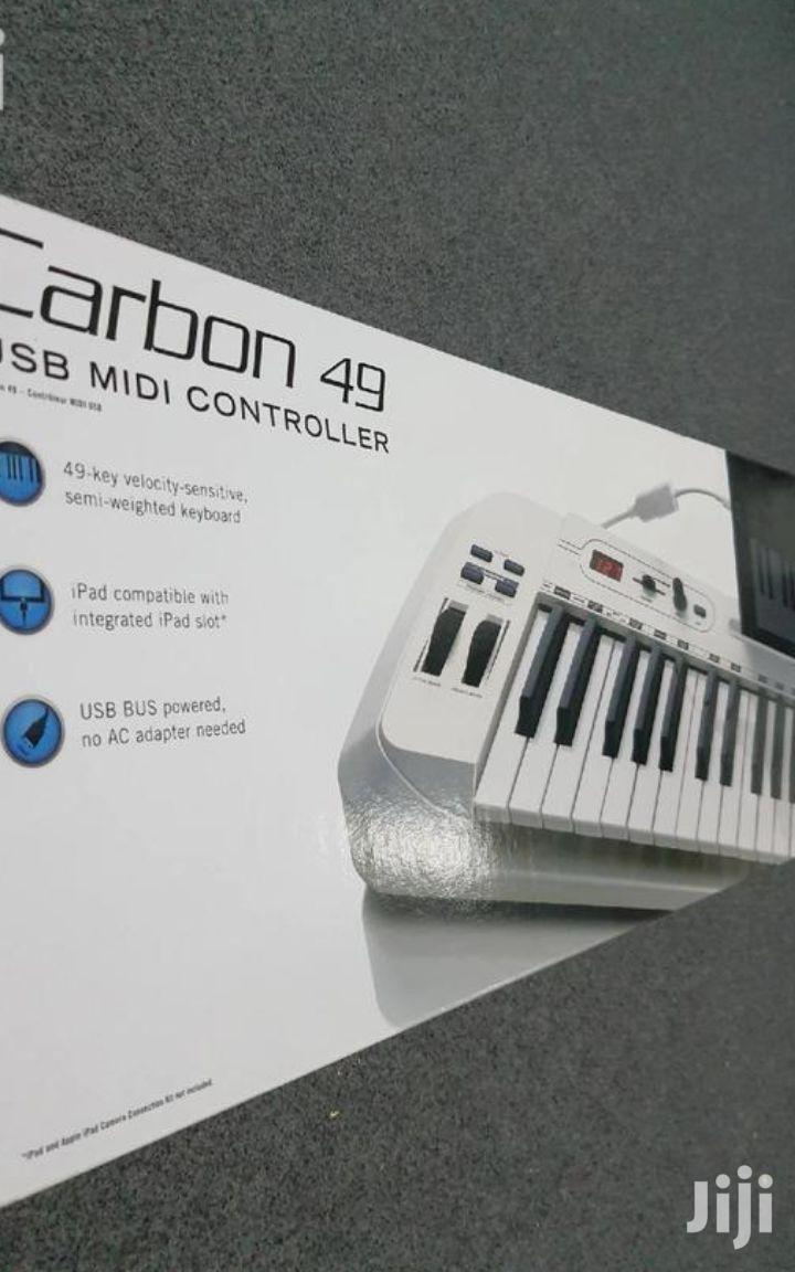 Carbon 49 USB Midi Controllers