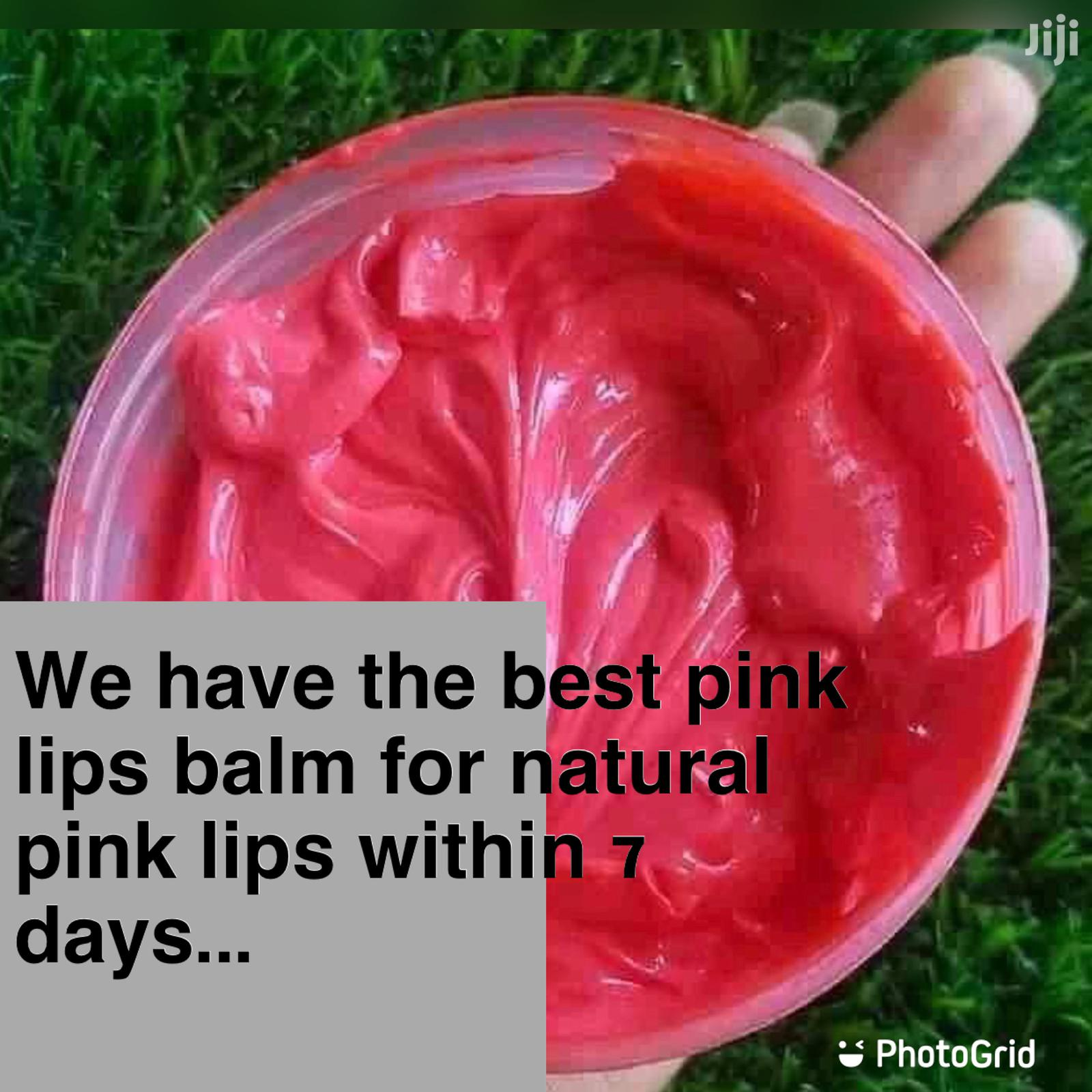Archive: Pink Lips Balm
