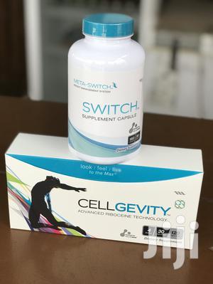 CELLGEVITY (Anti Aging) | Vitamins & Supplements for sale in Central Region, Cape Coast Metropolitan