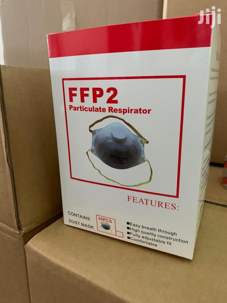 FFP2 Nose Mask / Face Mask | Safety Equipment for sale in Accra Metropolitan, Greater Accra, Ghana