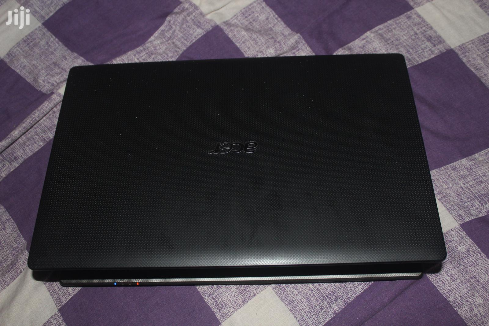 Archive: Laptop Acer Aspire 5750 4GB Intel Core I5 HDD 500GB