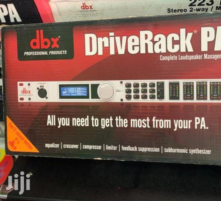 Dbx Driverack PA+