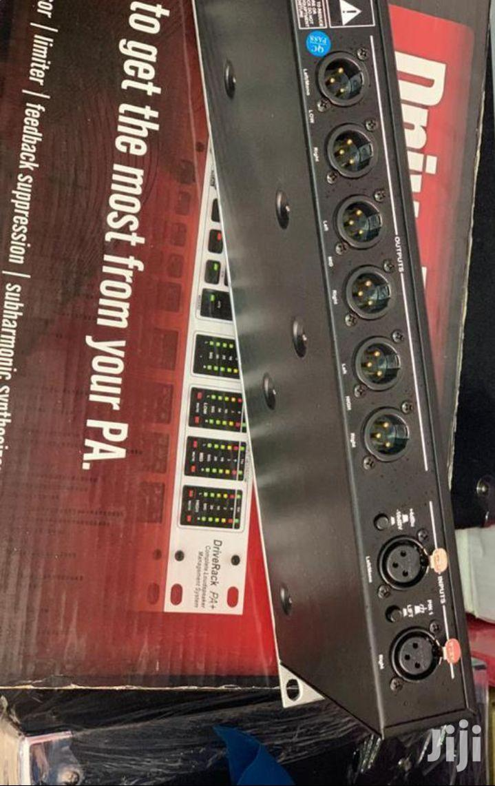 Dbx Driverack PA+   Audio & Music Equipment for sale in Accra Metropolitan, Greater Accra, Ghana
