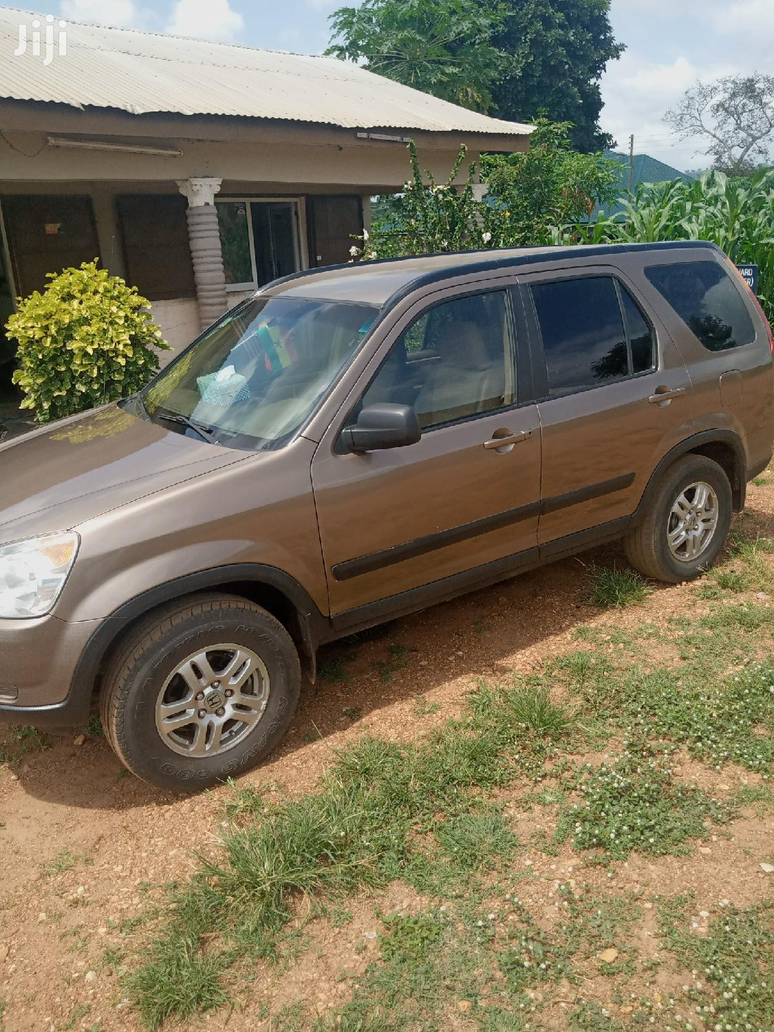 Archive: Honda CR-V 2.0i ES 2004 Brown
