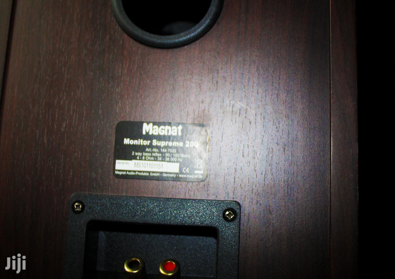 Archive: Magnat Studio Monitor