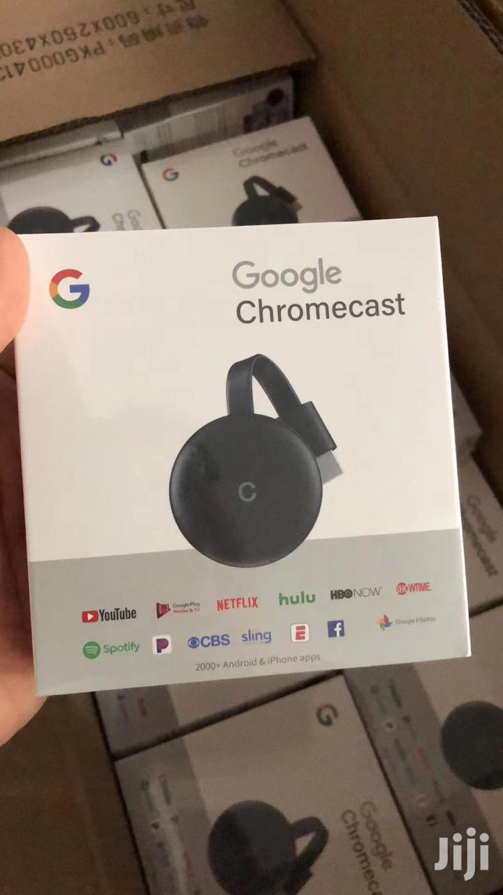 Google Chromecast HDMI Dongle
