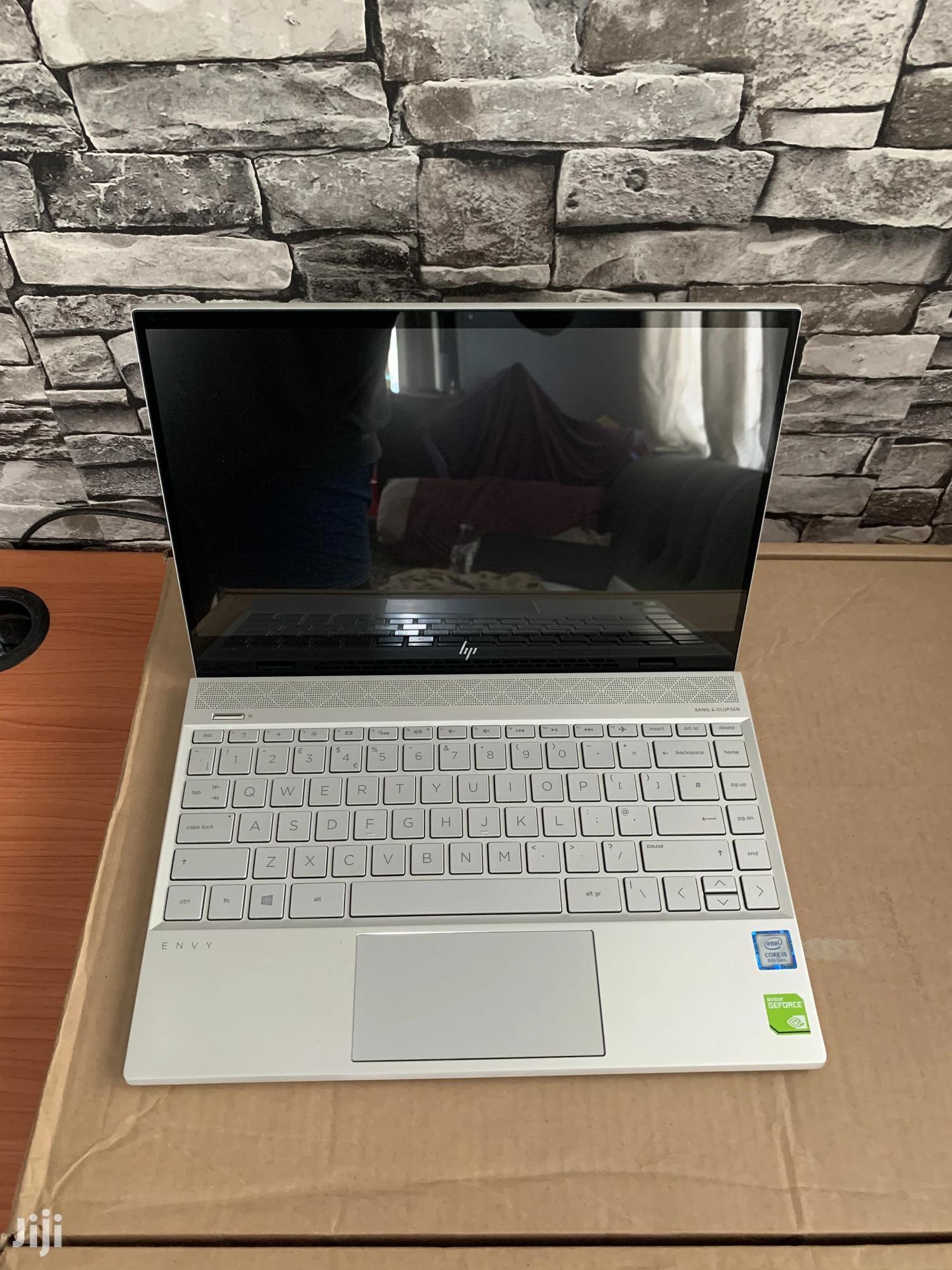 Archive: New Laptop HP Envy 13 8GB Intel Core I5 SSD 256GB