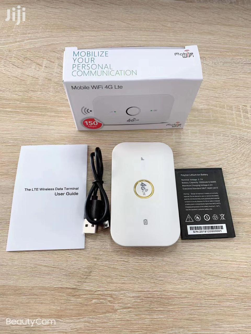 Mobile Wifi 4G LTE Universal Pocket Mifi | Networking Products for sale in South Labadi, Greater Accra, Ghana