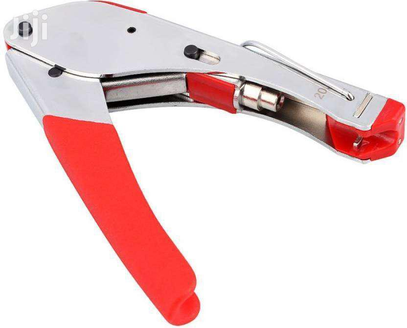 Bnc Crimping Tool For Rg59 And Rg6 | Hand Tools for sale in Dzorwulu, Greater Accra, Ghana