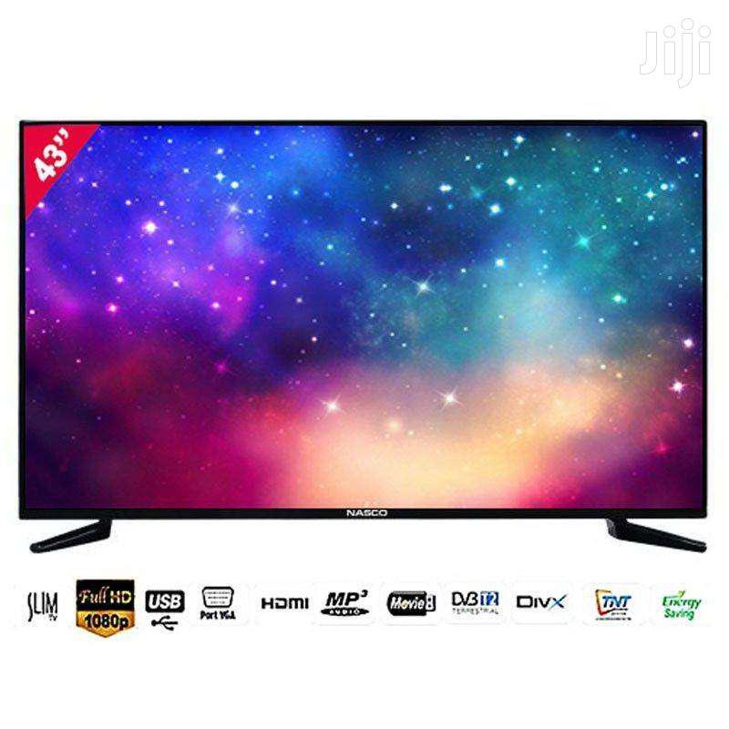 43 Inches Nasco Satelite Digital LED TV