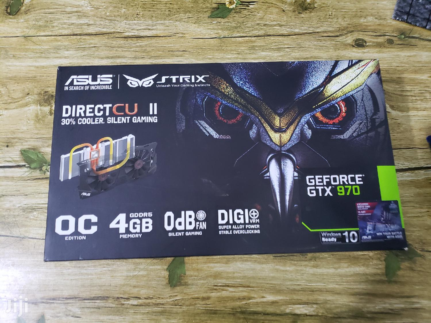 Asus Strix Gtx 970 4gb Graphic Card | Computer Hardware for sale in Accra Metropolitan, Greater Accra, Ghana