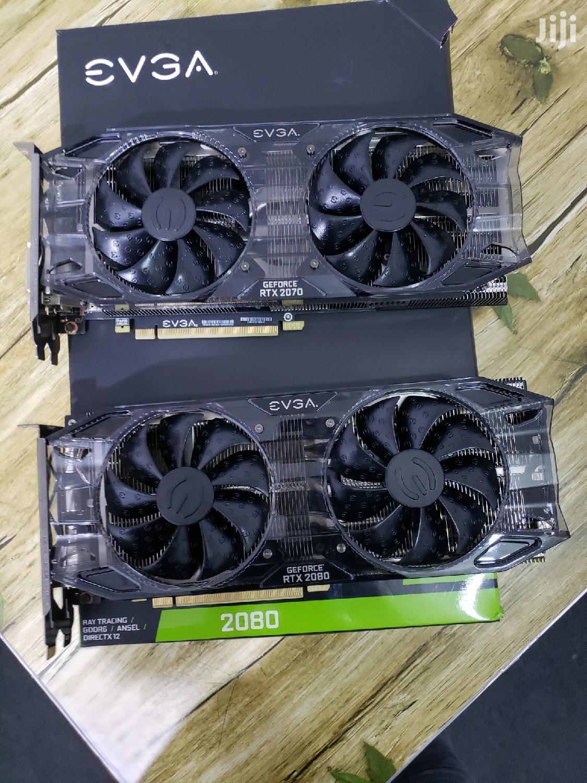 Evga Geforce Rtx 2070 Xc Ultra Gaming, 8gb Gddr6