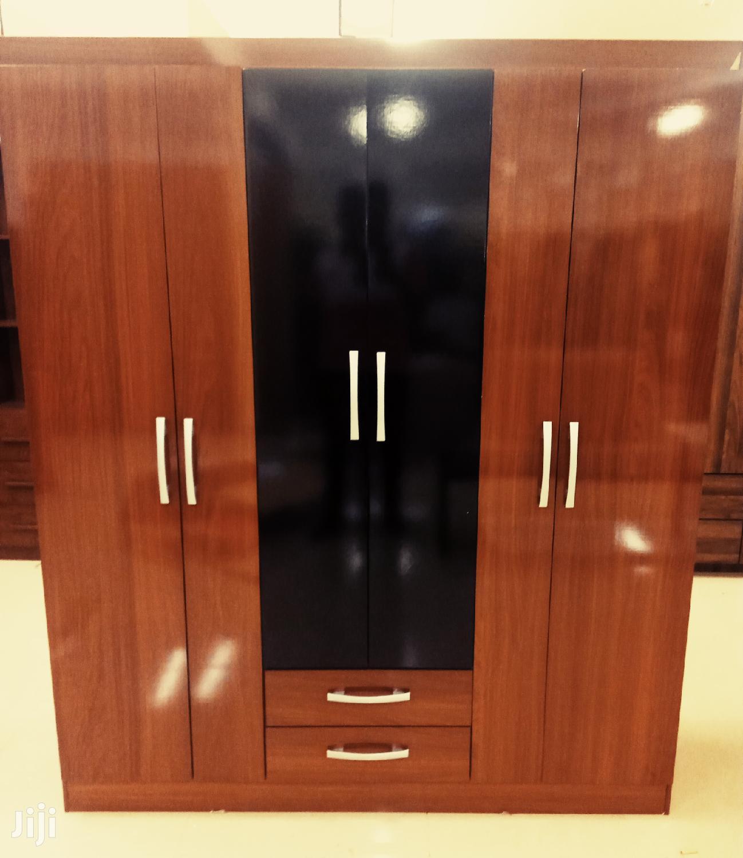 Wooden Wardrobe 6 Doors 2 Drawer | Furniture for sale in Accra Metropolitan, Greater Accra, Ghana