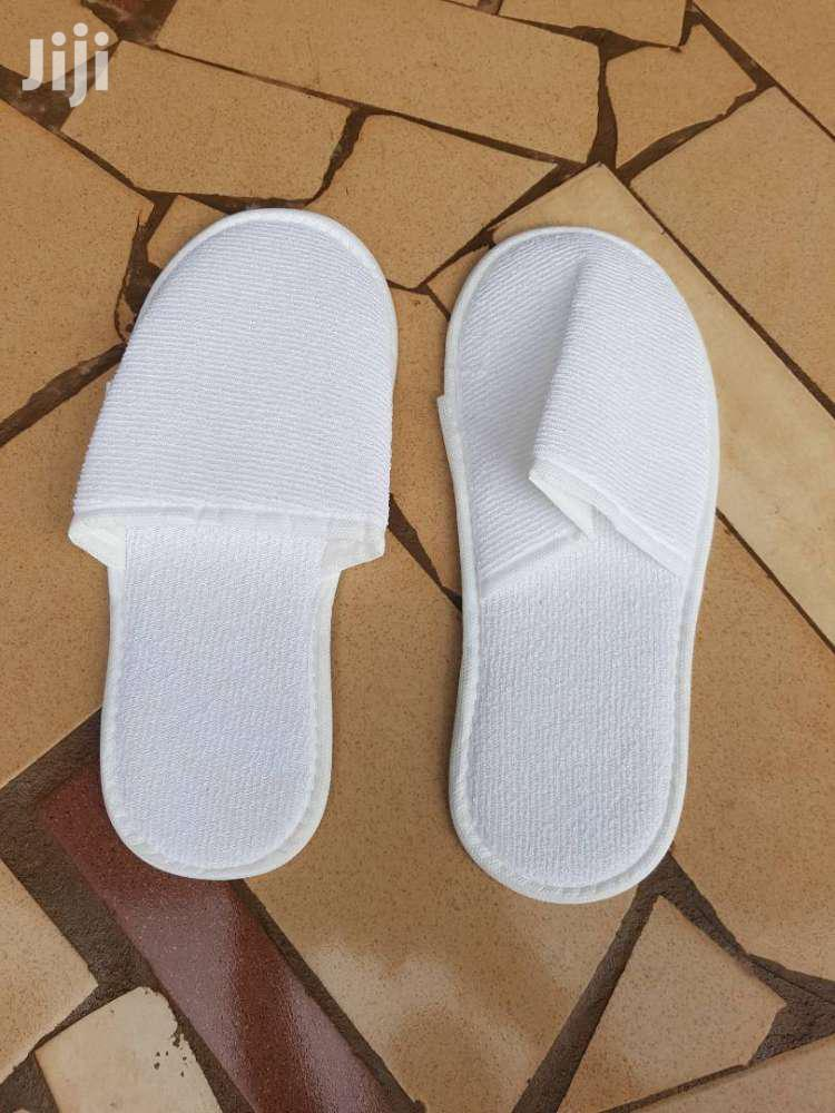 Hotel And Bedroom Slippers