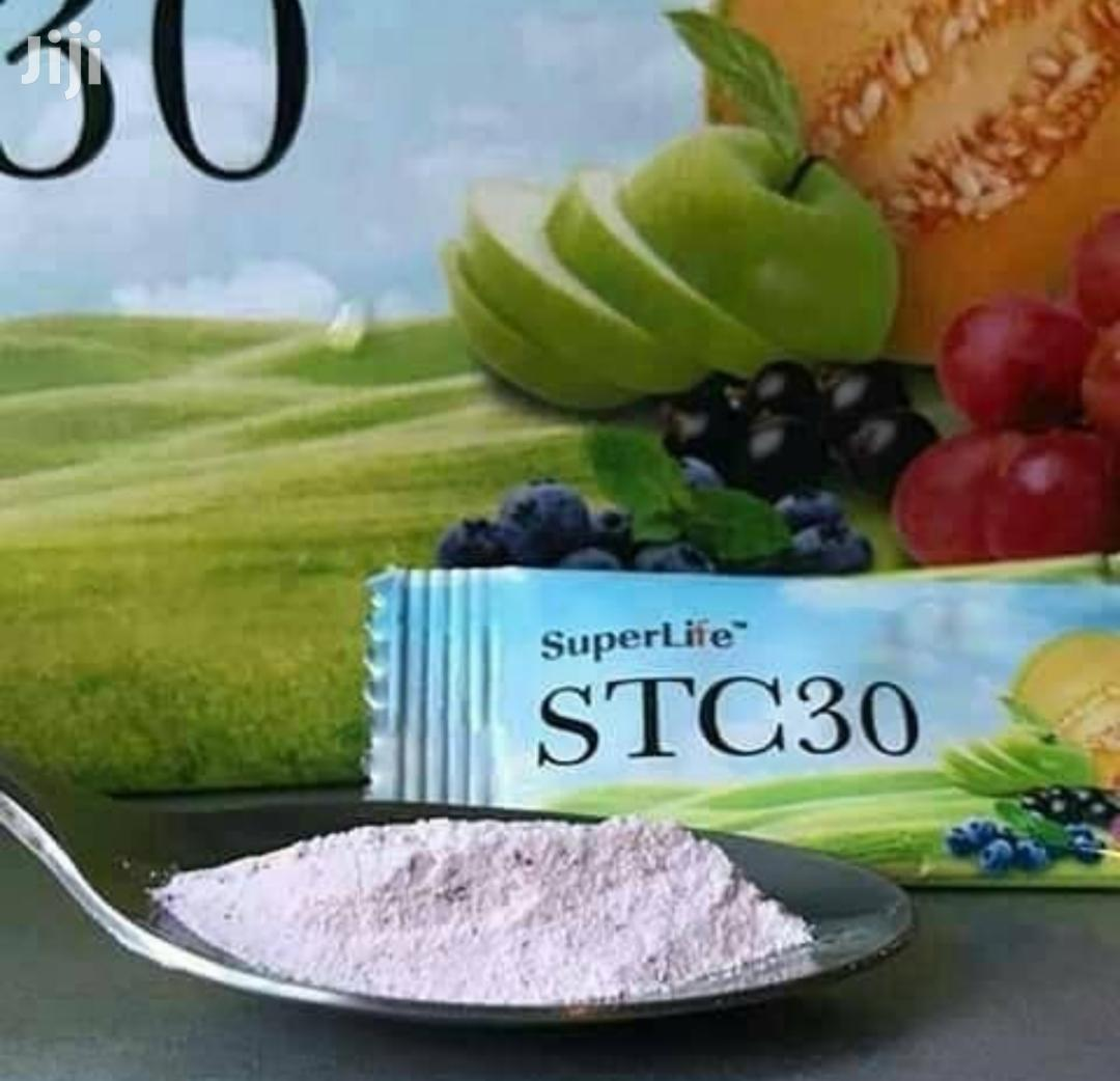 Archive: Stc 30 Superlife Vitality Supplement