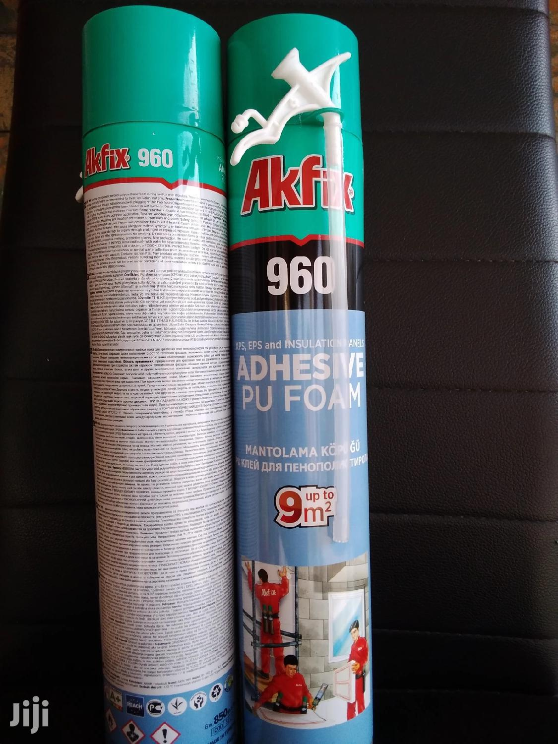 Akfix PU Foam   Other Repair & Construction Items for sale in East Legon, Greater Accra, Ghana