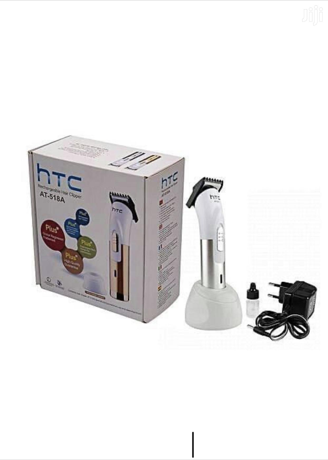 Rechargeable Hair Clipper, HTC | Tools & Accessories for sale in Accra Metropolitan, Greater Accra, Ghana