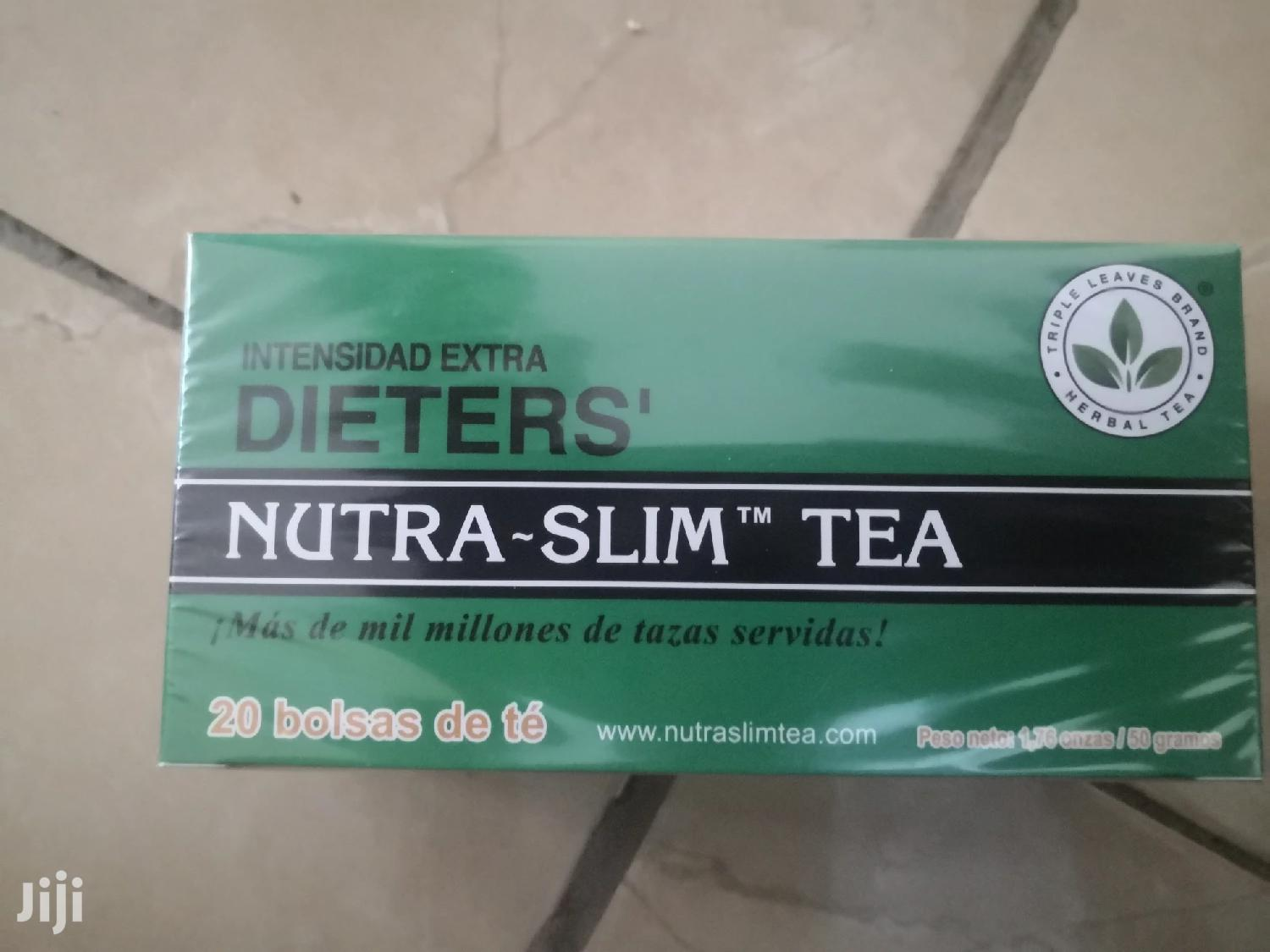 Nutra Slim Tea | Vitamins & Supplements for sale in Adenta Municipal, Greater Accra, Ghana