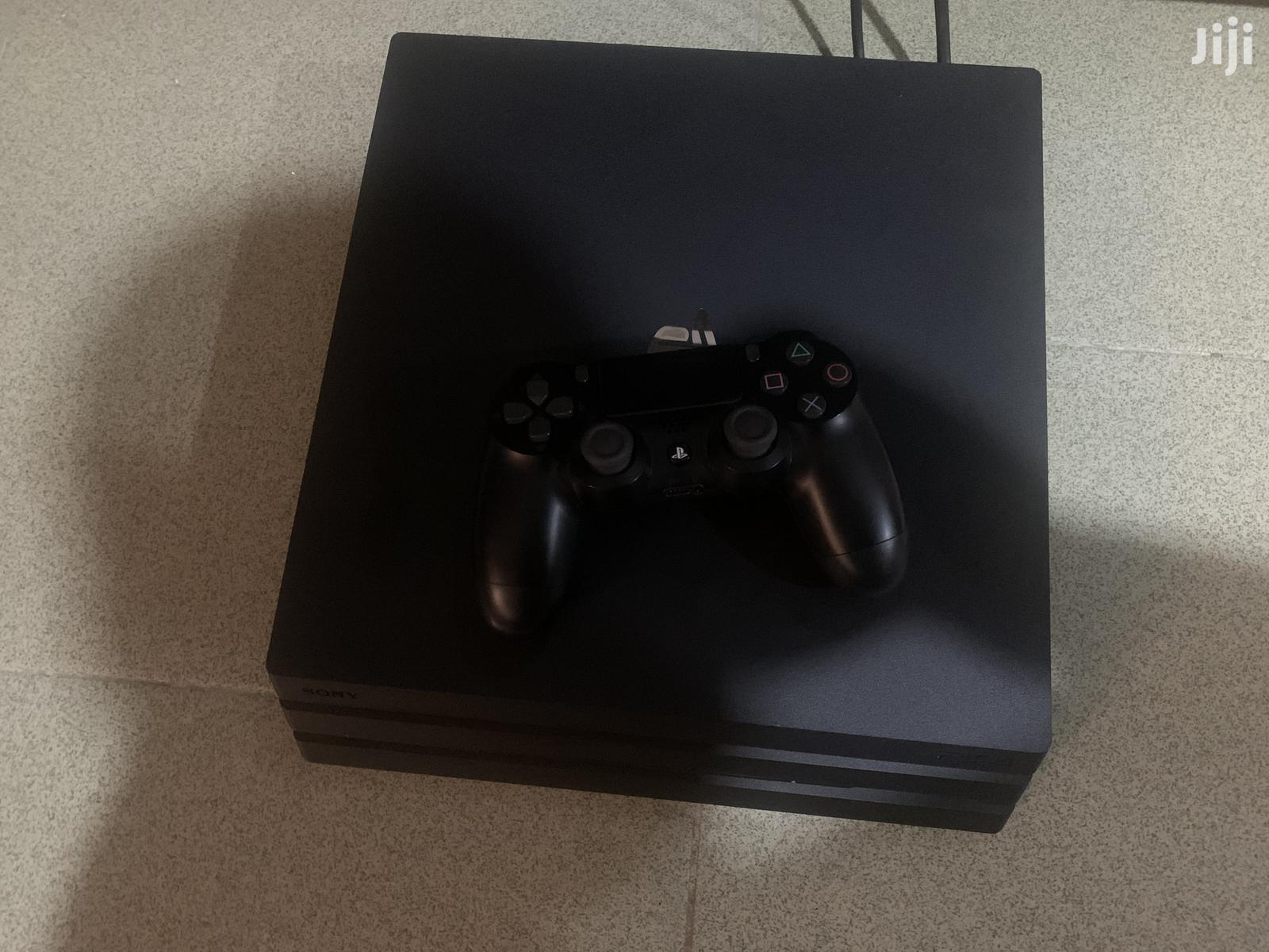 Archive: Ps4 Pro With Games
