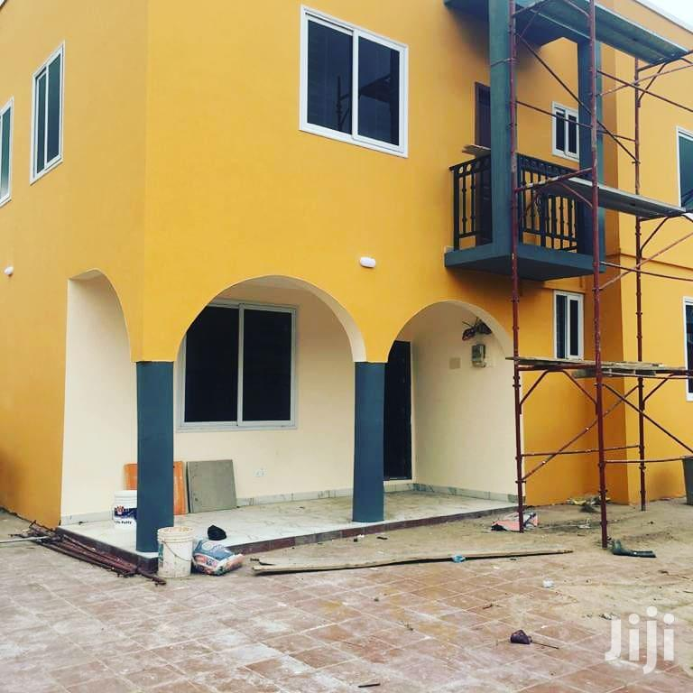 Archive: New 4bedrm House 5washrm 4sale At Spintex