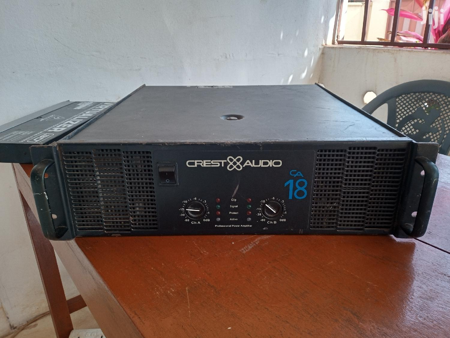 Power Amp And Virtualizer