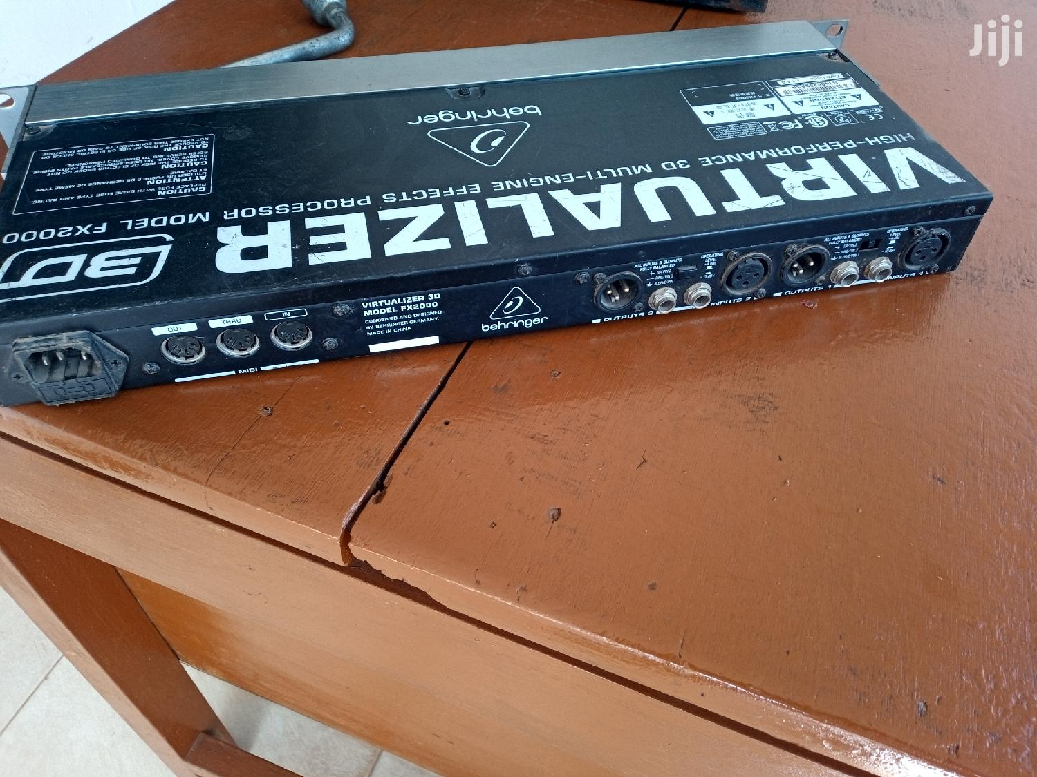 Power Amp And Virtualizer | Audio & Music Equipment for sale in Adenta Municipal, Greater Accra, Ghana
