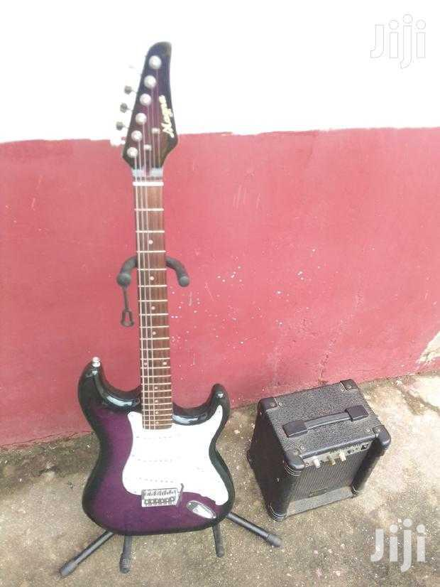 Archive: Lead Guitar + Combo for Sale