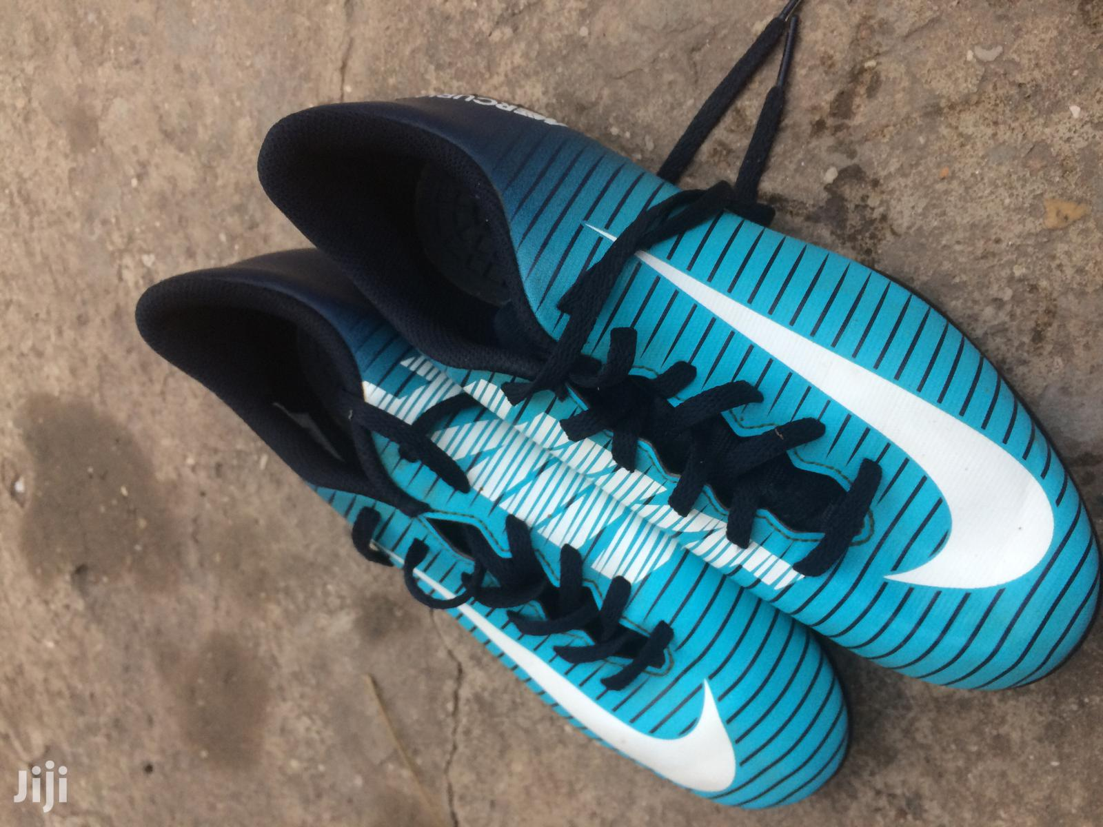 Archive: Mercurial Blue Nike Football Boots