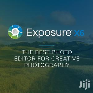 Exposure X6 [Plugin For Lightroom And Photoshop]   Software for sale in Greater Accra, Achimota