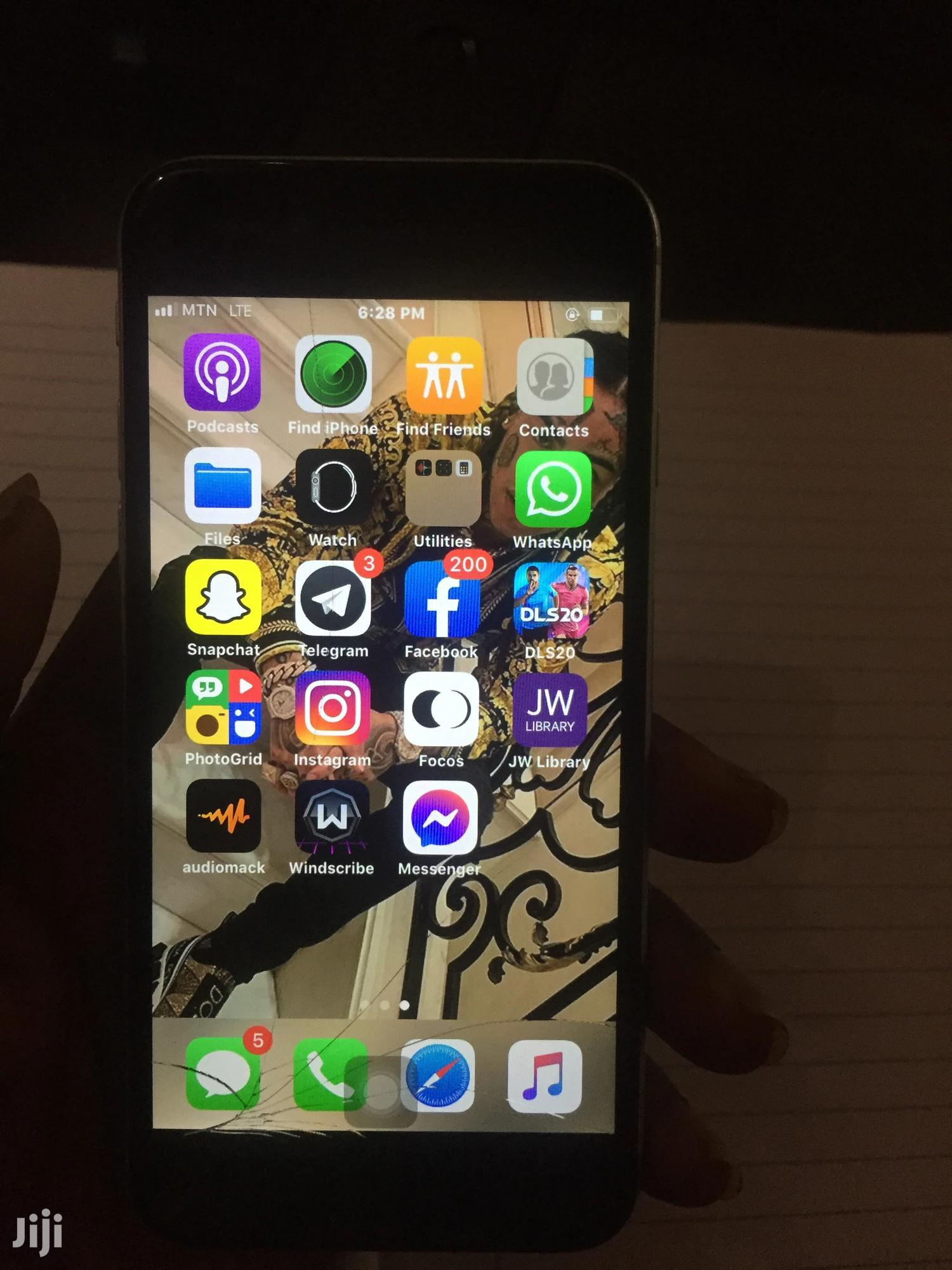 Apple iPhone 6 16 GB Gold | Mobile Phones for sale in Tema Metropolitan, Greater Accra, Ghana