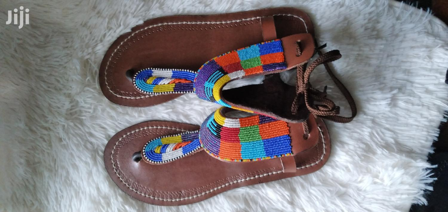 Beads Sandals | Shoes for sale in Tema Metropolitan, Greater Accra, Ghana