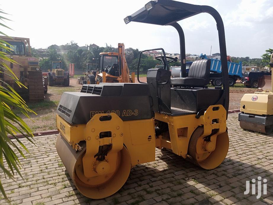 Bomag Bw 120 Ad-3 Roller   Heavy Equipment for sale in Kumasi Metropolitan, Ashanti, Ghana