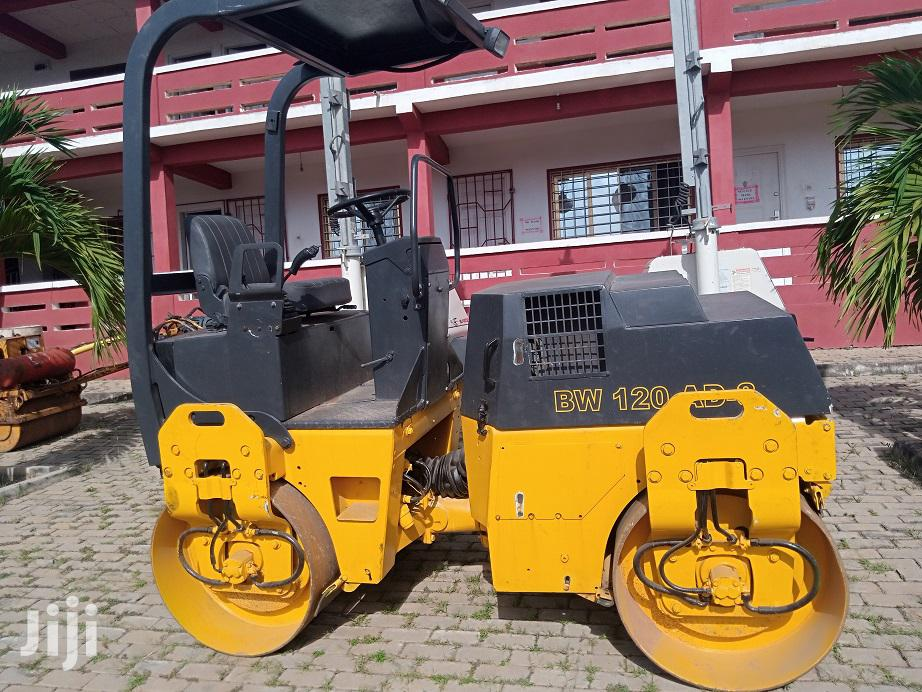 Bomag Bw 120 Ad-3 Roller