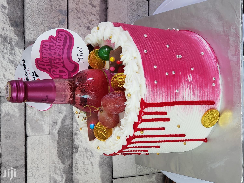 Birthdays Weddings Cake