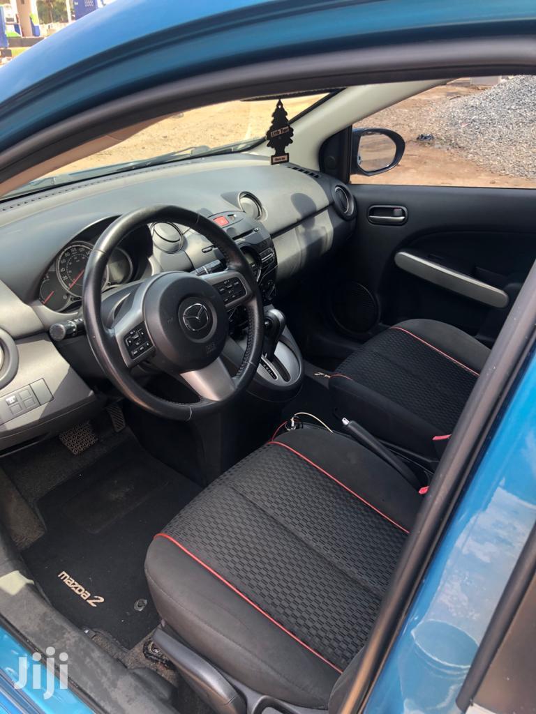 Archive: Mazda 2 2011 1.3 5 Door Blue
