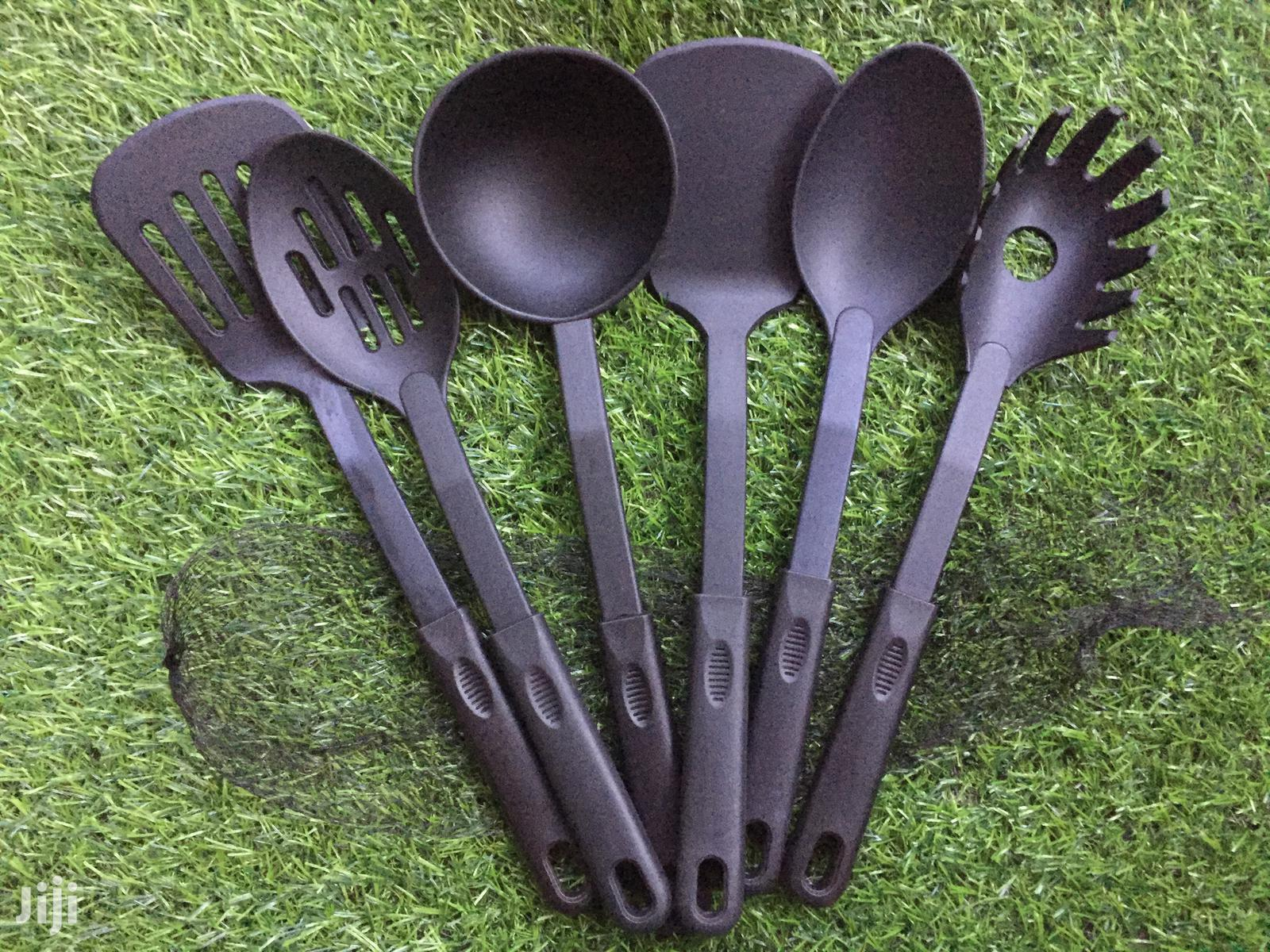 6 Set Silicone Cooking Tools Set