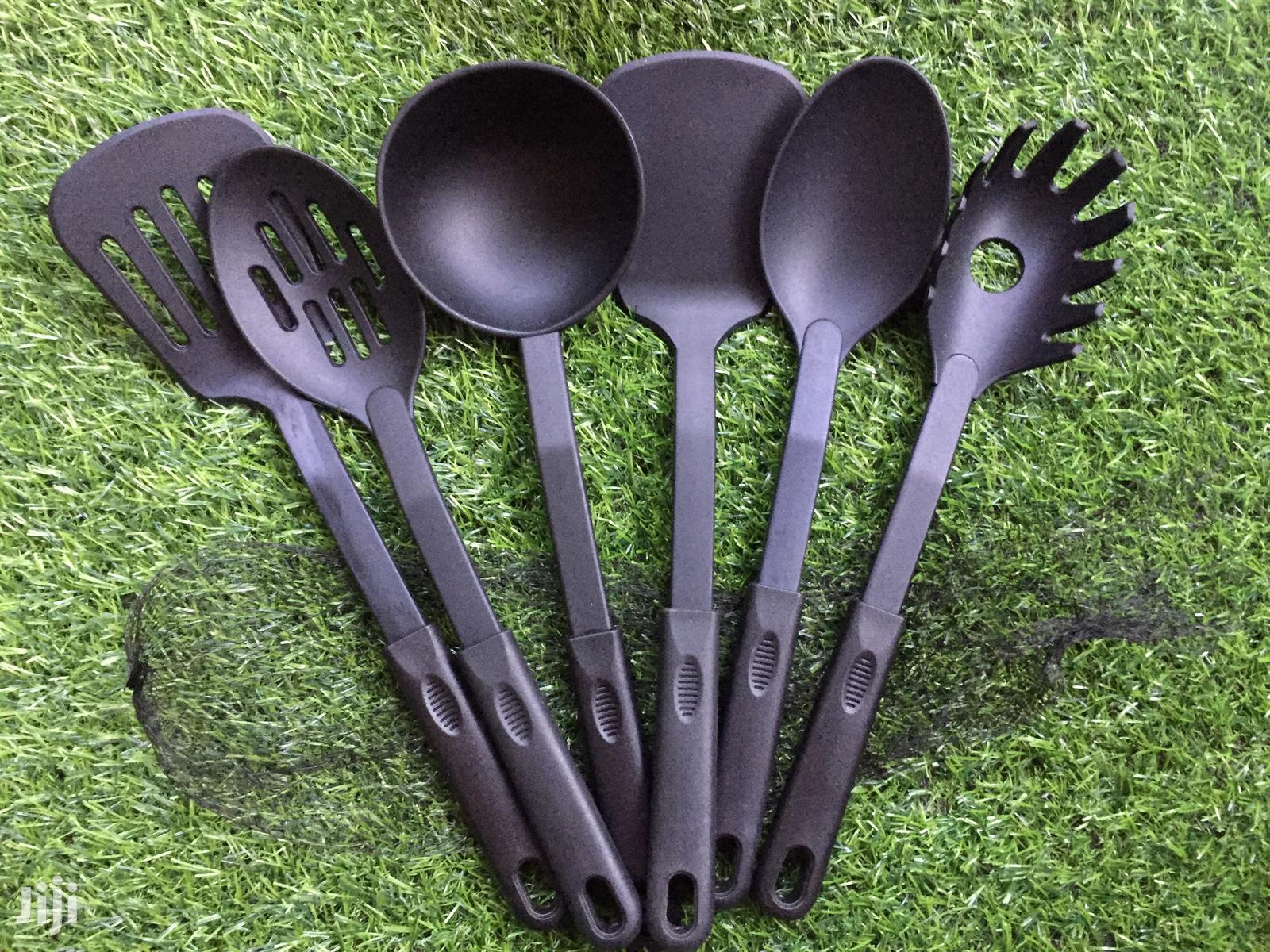6 Set Silicone Cooking Tools Set | Kitchen & Dining for sale in Agona East, Central Region, Ghana
