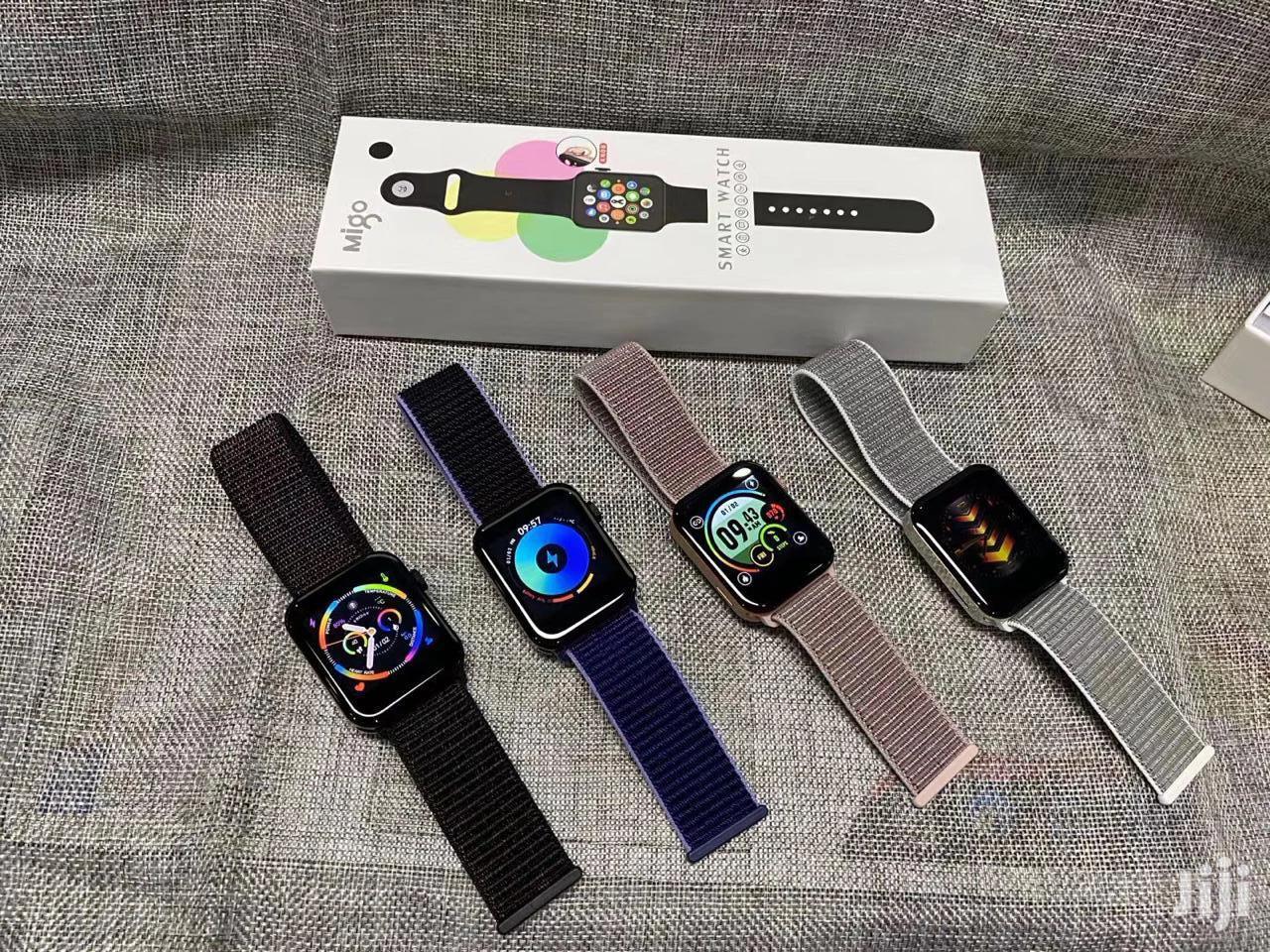 Migo Andriod IOS Bluetooth Smartwatch 2020 Calling Supported