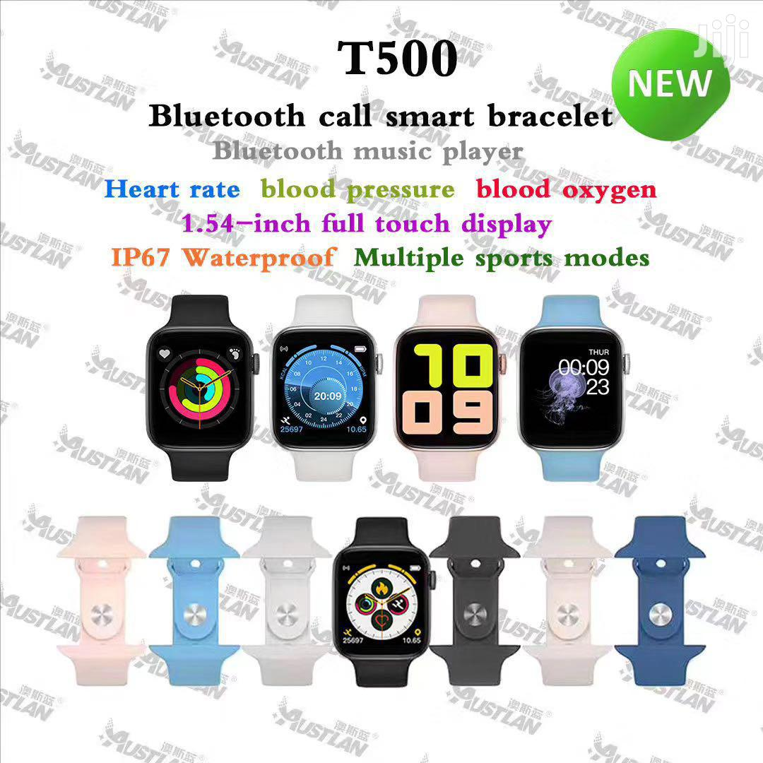 T500 Android IOS Bluetooth Smart Watch Apple Series 5