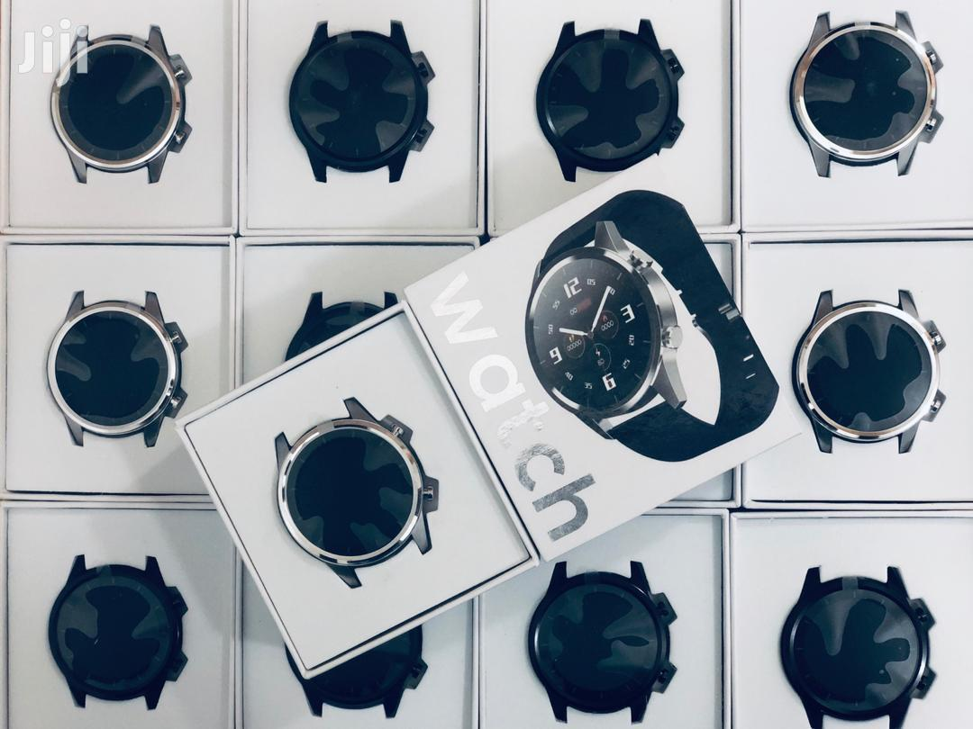 Samsung Galaxy Andriod IOS Bluetooth Smartwatch Call Support | Smart Watches & Trackers for sale in South Labadi, Greater Accra, Ghana