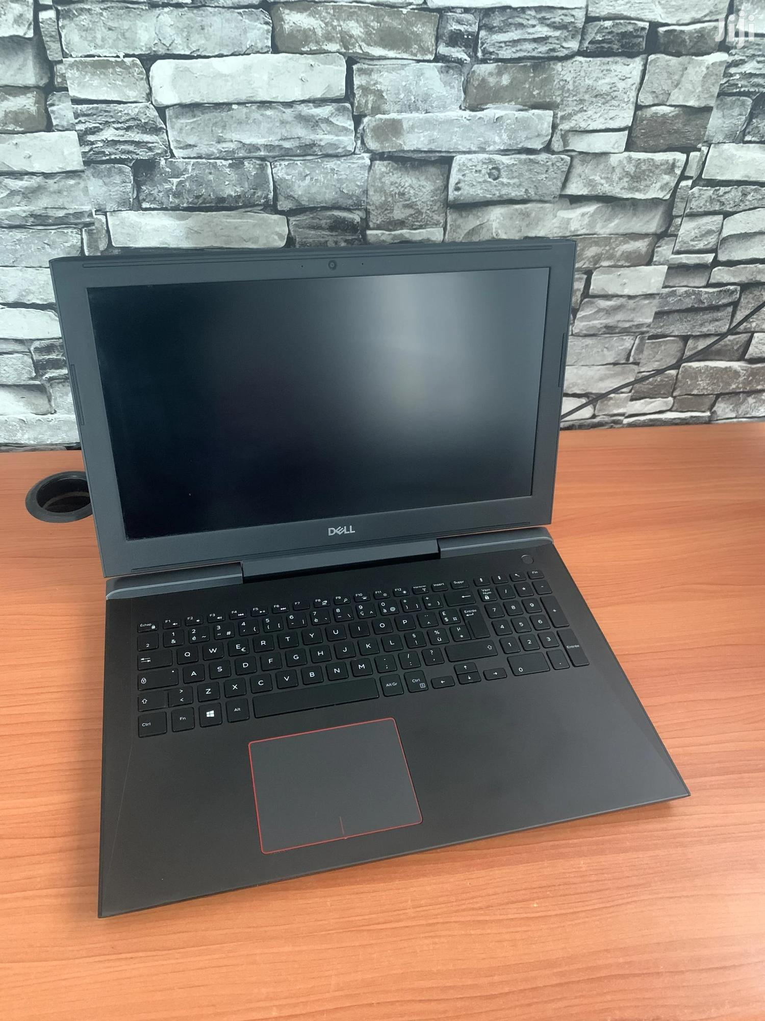 Laptop Dell Inspiron G5 15 16GB Intel Core I7 SSHD (Hybrid) 1T | Laptops & Computers for sale in Osu, Greater Accra, Ghana