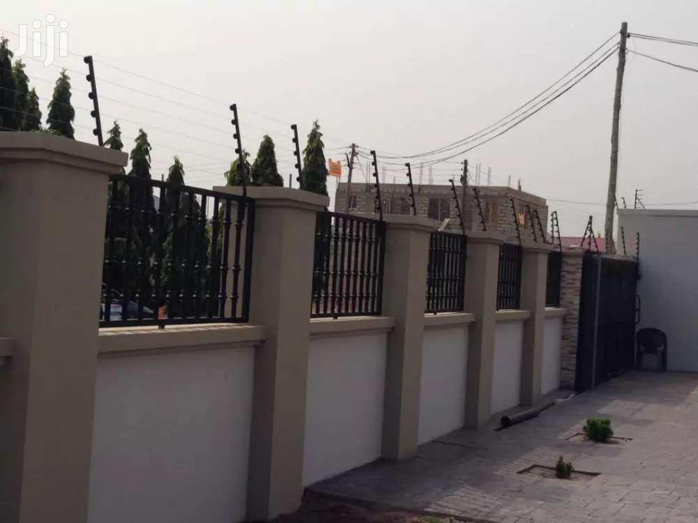 Security Electric Fence With Power And Alarm | Building & Trades Services for sale in Adenta Municipal, Greater Accra, Ghana